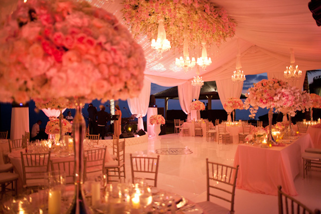 With ... & Tent Wedding |